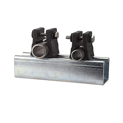 "1"" TO 1-1/4"" T, 3/4"",1""P MULTI-SIZE Clamp 10PAK"