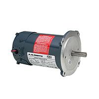 Permanent Magnet DC Motor, 1/4 HP , 90 Volts, 1725 RPM