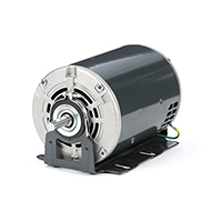 48 Frame Split Phase Fan & Blower Motor, 1/2 HP, 1725 RPM, 115 Volts