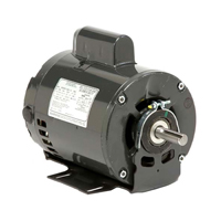 General Purpose Motor, 1 HP, 115/230 Volts, 1725 RPM, 8.8/4.4 Amps
