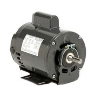General Purpose Motor, 1-1/2 HP, 115/230 Volts, 1725 RPM, 13.4/6.7 Amps