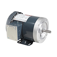 Marathon 56HC Frame 1 HP General Purpose Motor 1725 RPM 208-230/460 Volts