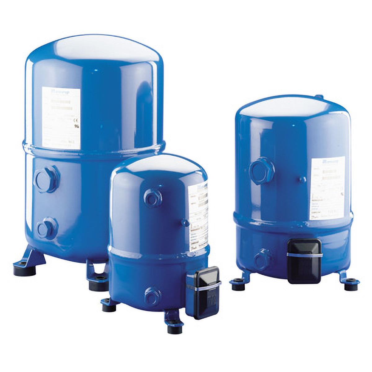 Recip  Compressor, R404A, R407C, R134a, Med/High Temp , 460