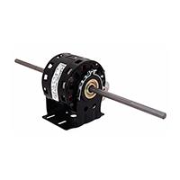 Century 1/10 HP PSC 5 Inch Diameter Motor 115 Volts 1625 RPM 3 Speed