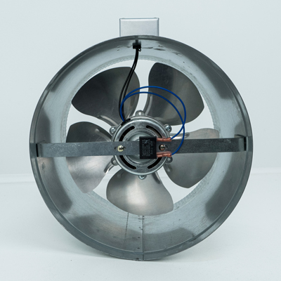 "14"" Duct Booster Fan 120 Volts"
