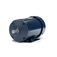 145T FR 3 Ph. Motor, 1 1/2 HP, 1800 RPM, 230/460 V
