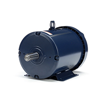 184T FR 3 Ph. Motor, 2 HP, 1200 RPM, 230/460 V