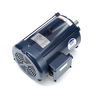 213T FR 3 Ph. Motor, 7 1/2 HP, 1800 RPM, 208-230/460 V