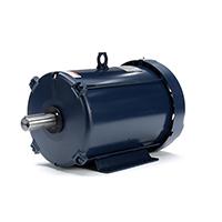213T FR 3 Ph. Motor, 7 1/2 HP, 1800 RPM, 208-230/460 V