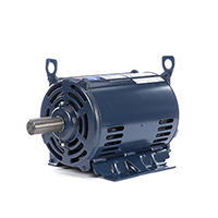 7.5 HP, 230/460 V, Open Drip Proof (ODP)