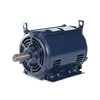 Three Phase ODP Motor 200-230/460 Volts 1800 RPM 20 H.P.
