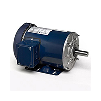 Marathon 56 Frame 3 Phase 3/4 HP Motor 1725 RPM 208-230/460 Volts