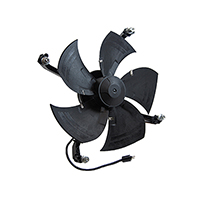 "ebm-papst 12"" ECM Unit Cooler Fan Assembly with Adjustable RPM"