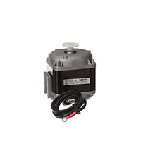 Square Unit Bearing Motor, 34 Watt, CW, 115 Volt