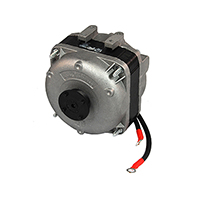 Square Unit Bearing Motor, 9 Watt, CW, 115 Volt