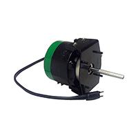 Unitronix ECM Unit Bearing Motor, 1/15-1/25 HP, 115 Volt, 1550 RPM