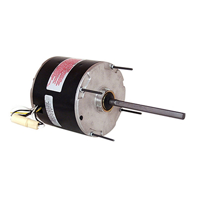 1/8 to 1/3 HP 1075RPM 208-230V Economaster 4-in-1  Condenser Fan Motor