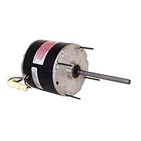 Century 1/2 HP 5 5/8 Inch Diameter Motor 208-230 Volts 825 RPM