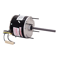 5 5/8 In Dia Outdoor Ball Bearing Fan Motor 460 Volts 825 RPM 1/3 H.P.