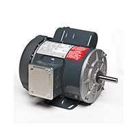 56 Frame Farm Duty Motor, 1 HP, 1725 RPM, 115/230 Volts