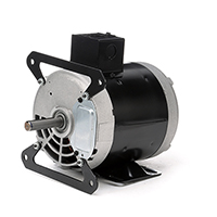 Convection And Pizza Oven Motor 100-115 Volts 1800/1200 RPM 1/3 H.P.