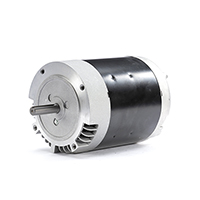 C-Face Ventilator Motor 1140 RPM 115 Volts