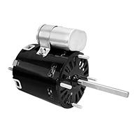 3.3 Inch Diameter Motor 115/230 Volts 1550 RPM