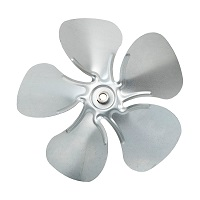 Aluminum Fan Blade, 5 Blade, 12