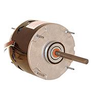 5 5/8 In Dia Outdoor Sleeve Bearing Fan Motor 208-230 Volts 1625 RPM 1/4 HP