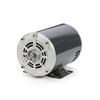 48 Frame 3 Ph. General Purpose Motor, 1/4 HP, 1725 RPM, 208-230/460 V