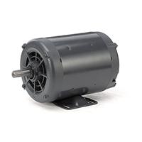 56 Frame 3 Ph. General Purpose Motor, 3/4 HP, 1800 RPM, 208-230/460 V