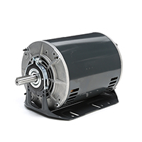 Marathon 56 Frame 3 Phase 1.5 HP Motor 1725 RPM 208-230/460 Volt