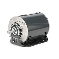56 Frame 3 Ph. Fan & Blower Motor, 1.5 HP, 1725 RPM, 208-230/460 Volt