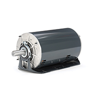 56HZ Frame 3 Ph. Fan & Blower Motor, 3 HP, 1725 RPM, 208-230/460 Volt