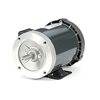 56C Frame 3 Ph. General Purpose Motor, 3/4 HP, 1725 RPM, 208-230/460 V
