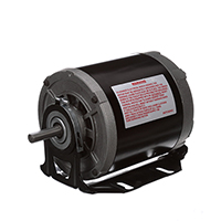 Century 1/4 HP 48 Frame General Purpose Motors 115/208-230 Volts 1725 RPM