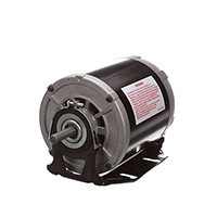 Century 1/3 HP 1725 RPM 115 Volt Belt Drive Blower Motor 48/56 Frame Base