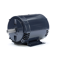 182T FR 3 Ph. Motor, 3 HP, 1800 RPM, 208-230/460 V