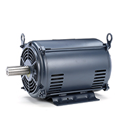 10 HP, 3600 RPM, 208-230/460 V, mtr