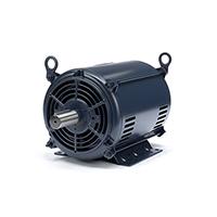 15 HP, 3600 RPM, 208-230/460 V, mtr