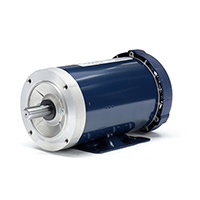 143TC FR 3 Ph. Motor, 1 HP, 1765 RPM, 208-230/460 V