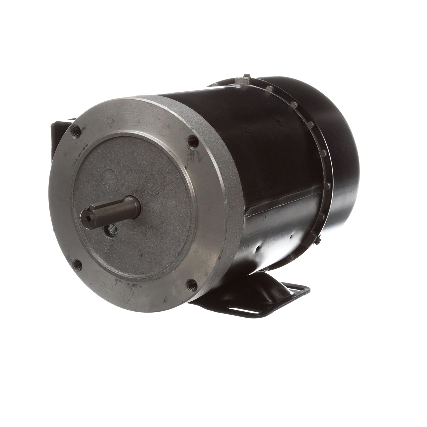 3/4 HP, 208-230/460 V, Totally Enclosed Fan Cooled (TEFC)
