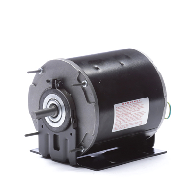 1/4 HP, 208-230/460 V, Totally Enclosed Air Over (TEAO)