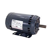 Century 2 HP 3 Phase ODP Rigid Base Motor 460/200-230 Volts 1725RPM