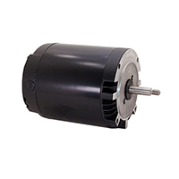 Century NEMA C Face Commercial Pump Motor 208-230/460 Volts 3450 RPM 1/2 HP