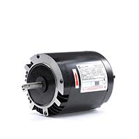 Century NEMA C Face Commercial Pump Motor 208-230/460 Volts 3450 RPM 1/2 HP