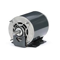 56 Frame Split Phase Fan & Blower Motor, 1/3 HP, 1725/1140 RPM, 115 Volts