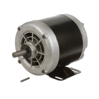56CZ Frame Exhaust Vent Motor, 1/12 HP, 1140 RPM, 115 Volts