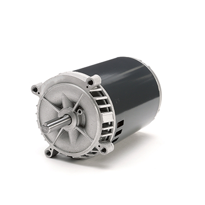 48Z Frame Exhaust Vent Motor, 1/4 HP, 1725/1140 RPM, 115 Volts