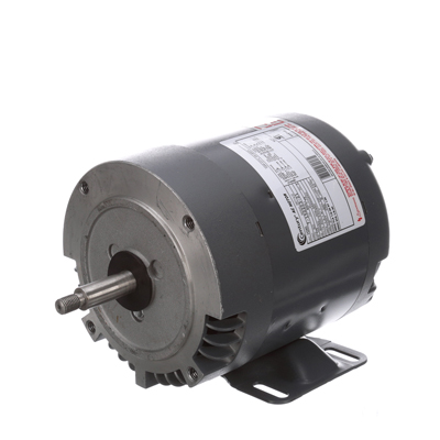 1/3 HP, 200-230/460 V, Open Drip Proof (ODP)